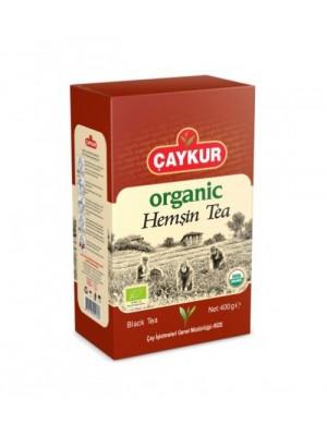 Çaykur Organik Hemşin Çayı 400 Gr.(Karton Kutu)