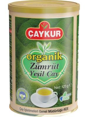 Çaykur Organik Zümrüt Yeşil