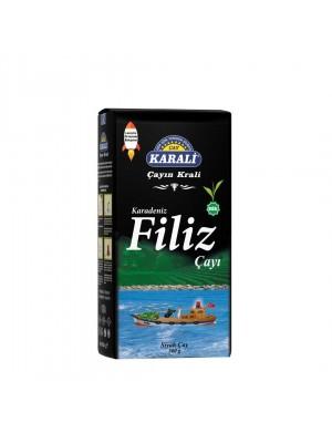 Karali Karadeniz Filiz Dökme Çay 500 Gr