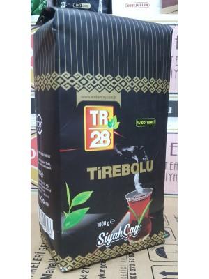 Tr 28 Tirebolu Siyah Çay 1000 Gr